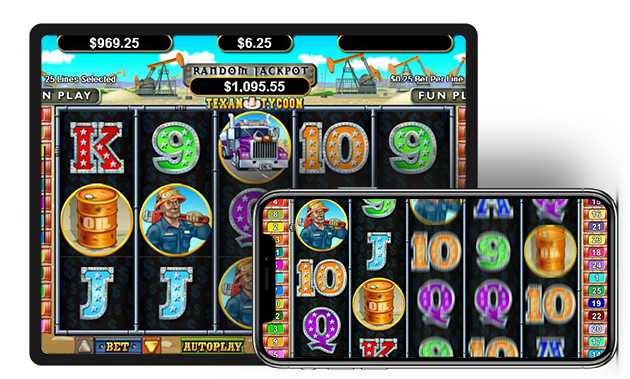 Gambling Online Slots on Devices