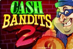 Cash Bandits 2 Slots Online